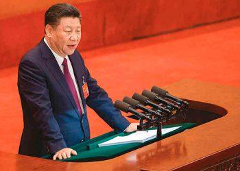 Xi llama ante la ONU a abandonar la 'mentalidad de Guerra Fría'