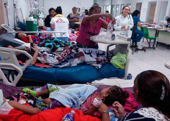 Según la Secretaría de Salud, a nivel nacional se reportan 20,632 casos de dengue y nueve decesos confirmados.