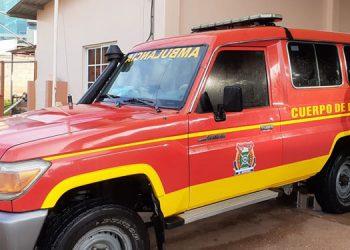 Con la ambulancia se atenderán emergencias de Catacamas, Dulce  Nombre de Culmí y Santa María del Real.