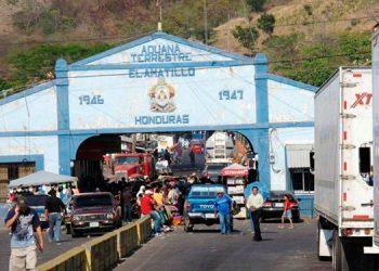 Honduras reaperturará las fronteras terrestres la próxima semana