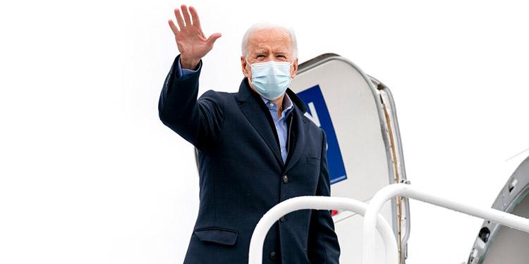 Biden inicia gira electoral por Iowa