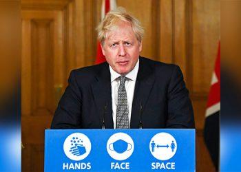 Gran Bretaña iniciará mes de cuarentena para contener COVID-19