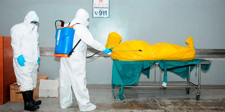 El cuerpo del peligroso cabecilla de la pandilla 18 finalmente fue entregado el sábado anterior.