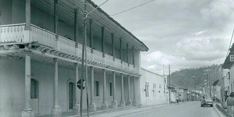 Antiguo Consistorio municipal, ahora convertido en museo.