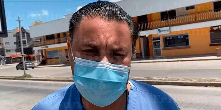 """Según doctor Carlos Umaña: Bioseguridad se debe guardar en """"feriadón"""""""