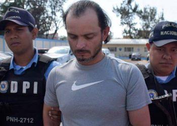 Darwin Jerón Díaz Araujo fue detenido el pasado 1 de febrero de este año, por asesinar a su pareja.