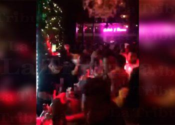 Sinager le cae a discoteca sampedrana tras 'coronafiesta'