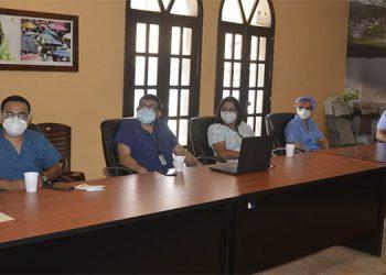 La contratación de personal médico, pruebas rápidas, insumos de bioseguridad e infraestructura son parte de la inversión del programa Fuerza Honduras en los triajes de Danlí.