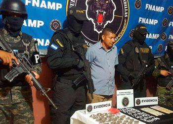 """Como parte de la Operación """"Gedeón"""" fue detenido Joel Armando Rodríguez Estrada, alias """"El Cacho""""."""