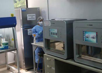 Con un costo mayor a los tres millones de lempiras se equipó el laboratorio.