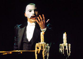 """Imagen del musical """"El fantasma de la ópera"""""""