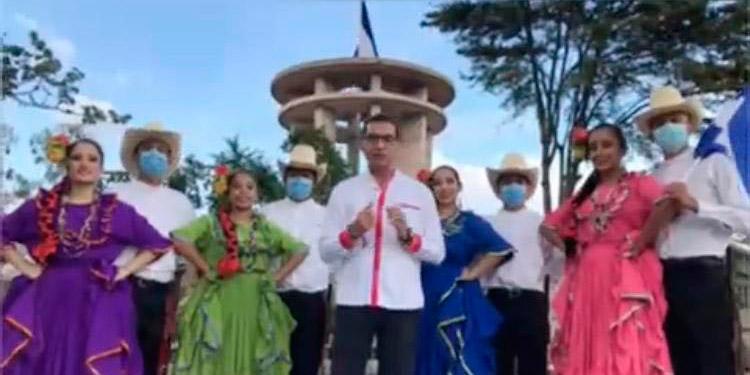 Hondureños en Miami celebran en forma virtual fiestas patrias