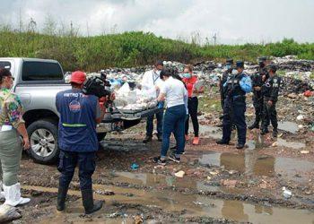 Autoridades de Choluteca ahora quemarán droga decomisada una vez al mes.