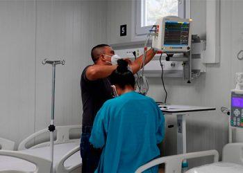 Hoy inician las atenciones de pacientes con COVID-19, con el traslado de pacientes del Mario Catarino Rivas y el Leonardo Martínez.