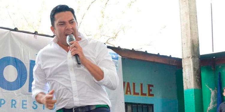 """Juan Diego Zelaya: """"Llegó la hora de Comayagüela, porque se lo merece más que nunca"""""""