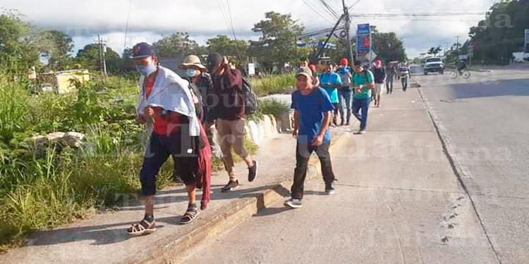 Guatemala deroga estado de prevención por caravana hodureña