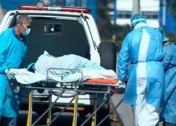 Más de la mitad de las muertes por el virus COVID-19 en el país se registran en los departamentos de Cortés y Francisco Morazán.