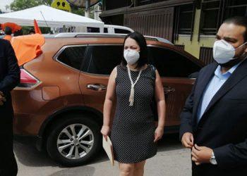 """El presidente del partido """"Salvador de Honduras"""", Salvador Nasralla, adelantó que impugnará la propuesta de Mapa Soluciones."""