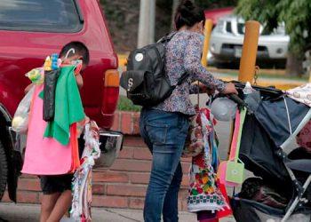 Unos 700 mil niños están sometidos al trabajo infantil por la pandemia del COVID-19 en el país, según estimación.