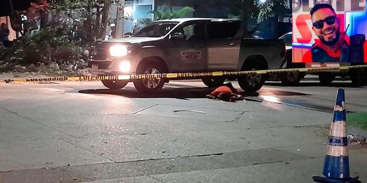 Sicarios vestidos de policías matan a dueño de autolote