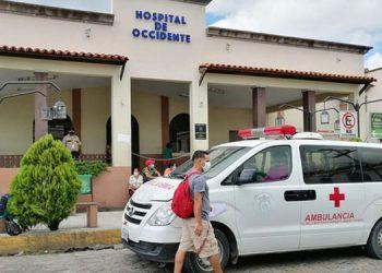 Autoridades del Hospital de Occidente confirmaron que 68 empleados del centro asistencial se contagiaron de COVID-19.