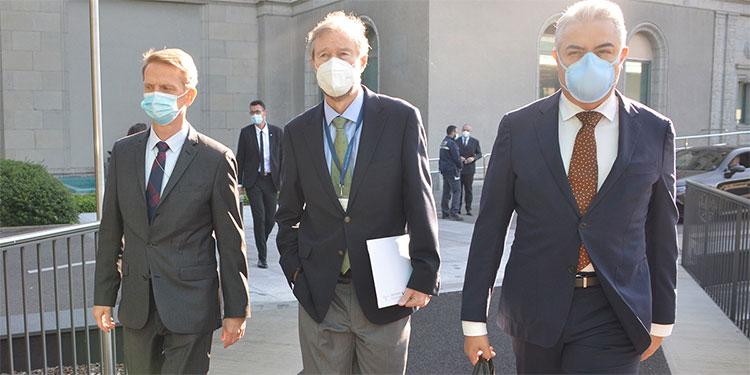 Los miembros de la OMC reducen el campo de candidatos a director general