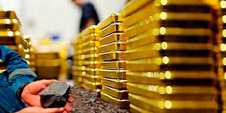 Estados Unidos fue el principal comprador del oro hondureño.