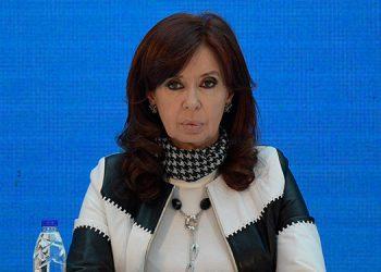Cristina Kirchner. (LASSERFOTO EFE)