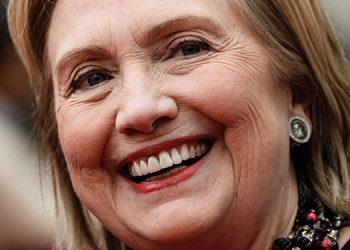 Hillary Clinton. (LASSERFOTO EFE)