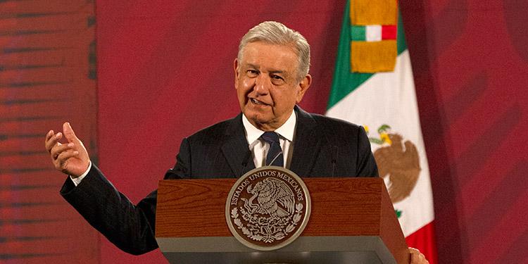 Andrés Manuel López Obrador. (LASSERFOTO  AP)