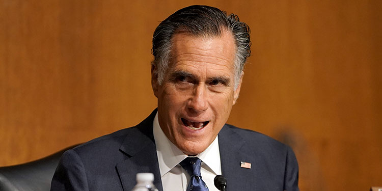 Mitt Romney (LASSERFOTO  AFP)