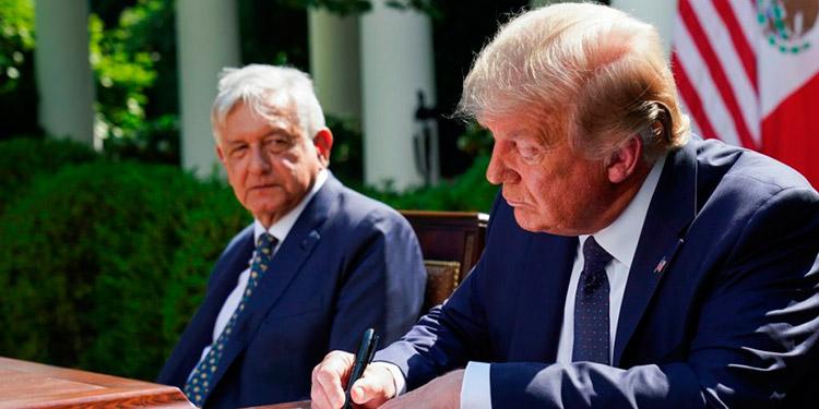 Mensaje de la SIP a Trump, Bolsonaro, López Obrador y Bukele