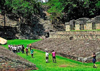 El parque arqueológico de Copán, en Honduras, será uno de los principales puntos de interés de la Ruta Maya 2021.