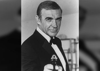 Sean Connery, para siempre James Bond