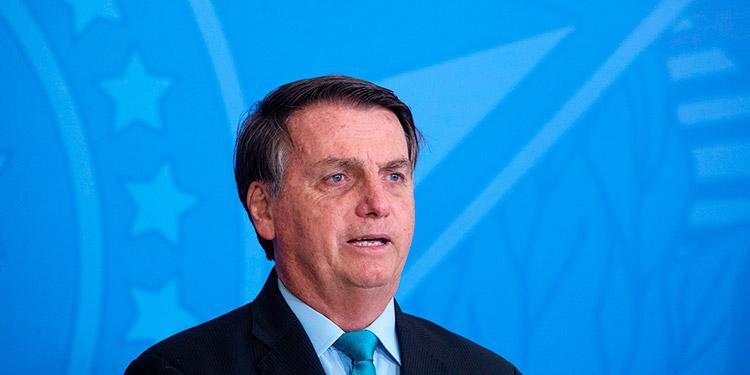 STOP BOLSONARO denuncia en Madrid el 'genocidio generalizado' en Brasil