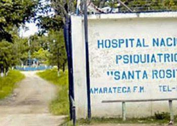 En el Hospital de Especialidades Psiquiátricas Santa Rosita hay 72 casos positivos de COVID-19.