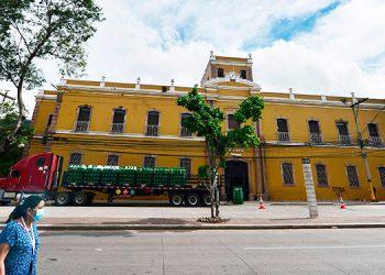 Durante los siete meses de pandemia del COVID-19, unos 125 empleados del Hospital San Felipe se han contagiado del virus.