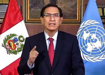 Presidente de Perú enfrenta un nuevo pedido de destitución