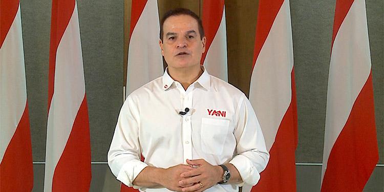 Yani Rosenthal Hidalgo.