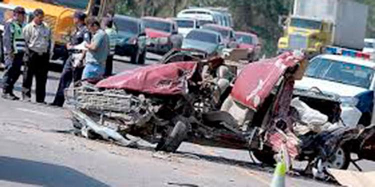 Pandemia lleva récord de accidentes en carro y moto