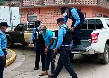 Cae sexagenario por agresión sexual a una menor de edad en Olancho