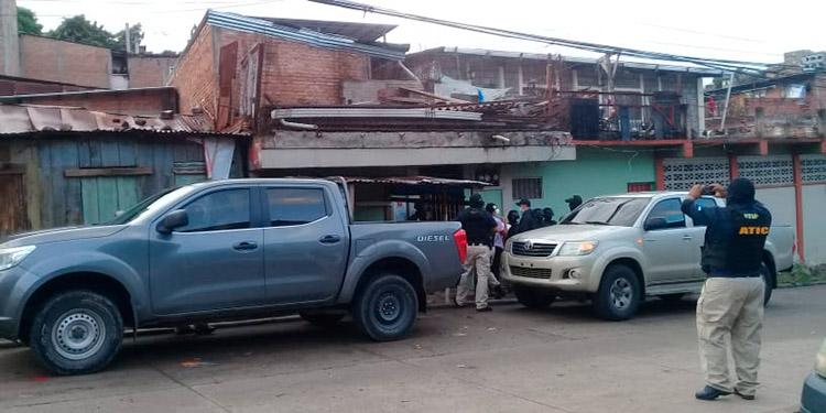 ATIC ejecuta dos allanamientos por pornografía infantil en Comayagüela