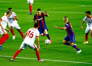 Barcelona no pudo con el Sevilla