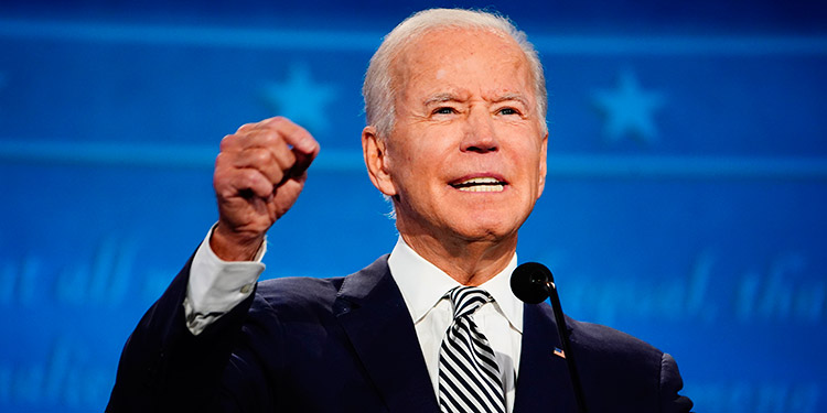 Joe Biden planea dar esta noche un discurso a la nación