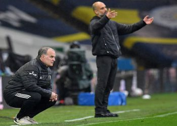 Bielsa y Guardiola firman tablas