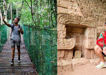 Blogueros extranjeros promueven a Honduras como atractivo turístico