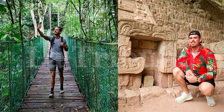 Blogueros extranjeros promueven Honduras como atractivo turístico