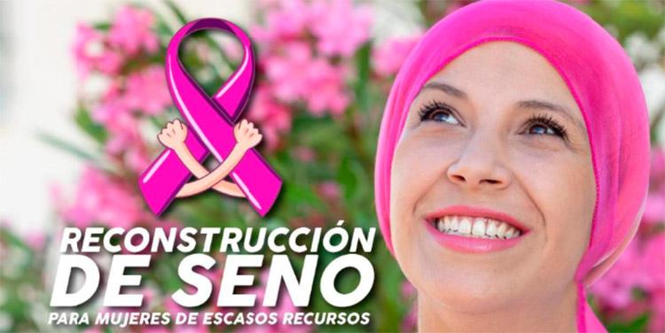 Reconstrucción de seno gratis para mujeres de escasos recursos