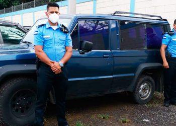 Recuperan vehículo con reporte de robo en Comayagüela