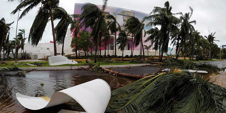 ONU advierte que los desastres climáticos aumentaron un 80% en el siglo XXI